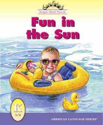 ALS K Reader: Fun in the Sun