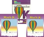 AML - Math K Workbook Set - American Language Series