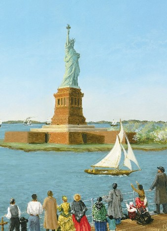 Notecards - Statue of Liberty